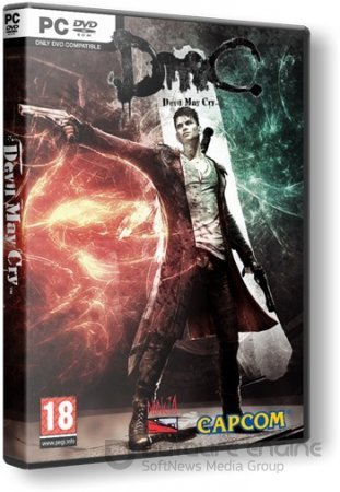 DmC: Devil May Cry [v 1.0u2 + 4 DLC] (2013) PC | RePack от Fenixx