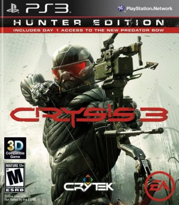 Crysis 3. Hunter Edition (2013) PS3