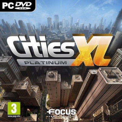 Cities XL Platinum (2013) PC | Repack