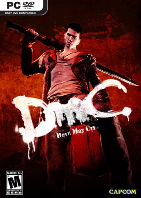 DmC: Devil May Cry (2013) PC | Steam-Rip