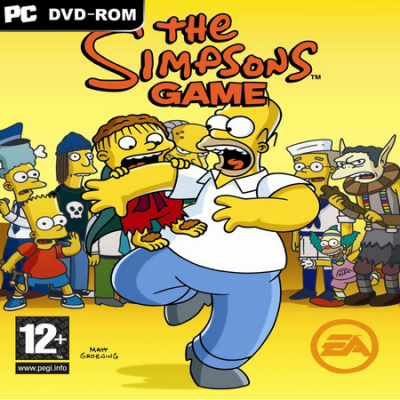 The Simpsons Game (2007) PC | RePack
