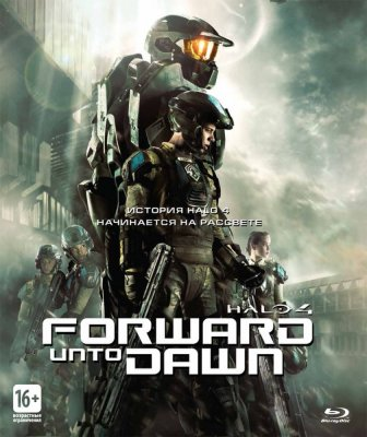 Halo 4: Идущий к рассвету / Halo 4: Forward Unto Dawn (2012) BDRip