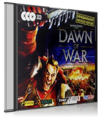 Warhammer 40.000: Dawn of War - Anthology (2005-2010) PC | RePack