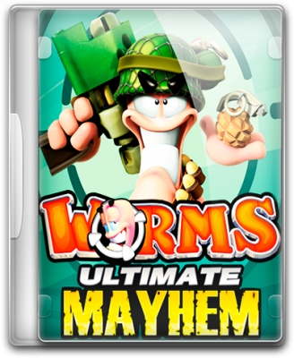 Worms Ultimate Mayhem (2011) PC | Repack