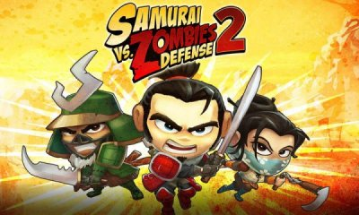 Самурай против Зомби Оборона 2 / Samurai vs Zombies Defense 2 (2013) Android