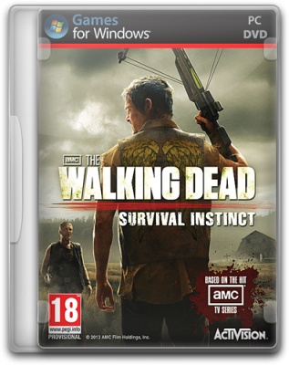 The Walking Dead: Инстинкт выживания / The Walking Dead Survival Instinct (2013) PC | Repack