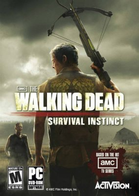 The Walking Dead: Survival Instinct (2013) PC | RePack от =Чувак=