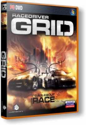 Race Driver: GRID + GRID High Research MOD (2008) PC | Repack