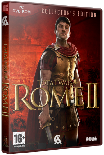 Total War: Rome 2 [v.1.4.0 + DLC] (2013) PC | Лицензия