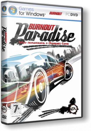 Burnout Paradise: The Ultimate Box [v.1.1.0.0] (2009) PC | Лицензия
