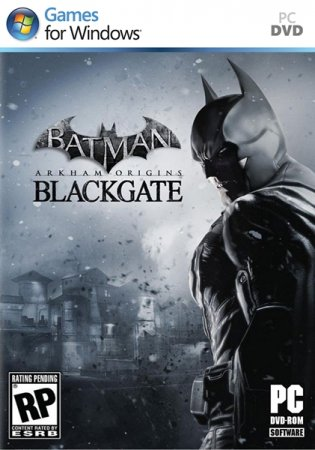 Batman: Arkham Origins Blackgate - Deluxe Edition [Update 2] (2014) PC | RePack