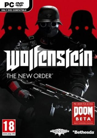 Wolfenstein: The New Order (2014) PC | Лицензия