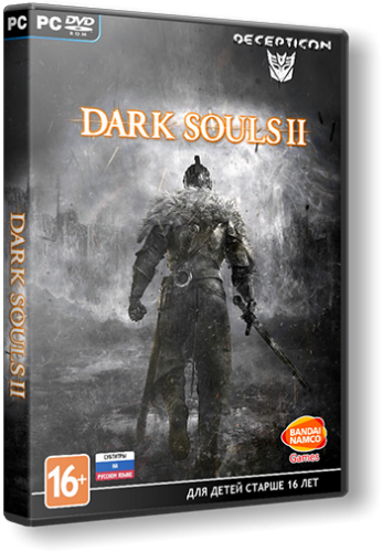 Dark Souls 2 [Update 5 + DLC] (2014) PC | RePack