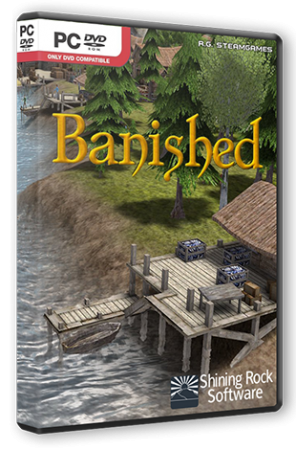 Banished [v 1.0.4] (2014) PC | RePack
