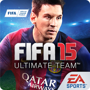 [Android] FIFA 15 Ultimate Team (2014) RUS