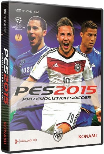PES 2015 / Pro Evolution Soccer 2015 (2014) PC | RePack