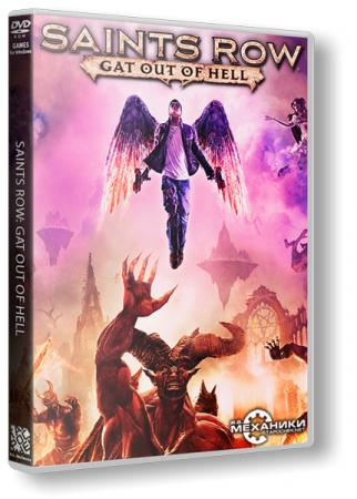 Saints Row: Gat out of Hell [Update 1] (2015) PC | RePack от R.G. Механики