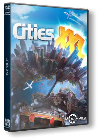 Cities XXL (2015) PC | RePack от R.G. Механики
