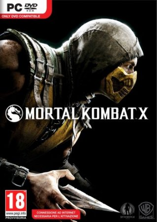 Mortal Kombat X [Update 18] (2015)