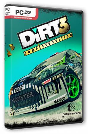 DiRT 3 Complete Edition (2015)