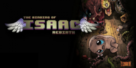 The Binding of Isaac: Rebirth [v1.05Hotfix] (2014) PC