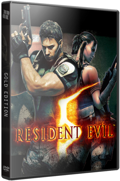 Resident Evil 5 Gold Edition [Update 1] (2015) PC | RePack от R.G. Catalyst