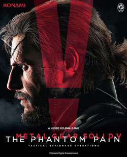 Metal Gear Solid 5: The Phantom Pain ( CRACK / NODVD / КРЯК / ЛЕКАРСТВО / ТАБЛЕТКА )