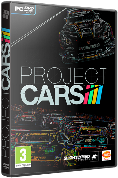 Project CARS [Update 6 + DLC's] (2015) PC | RePack от R.G. Catalyst