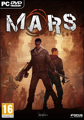 Mars: War Logs [v 1.1736] (2013) PC | RePack от R.G. Catalyst