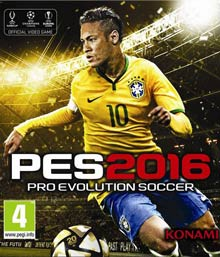 PES 2016 / Pro Evolution Soccer 2016 [1.01 + 1 DLC] (2015) PC | Лицензия