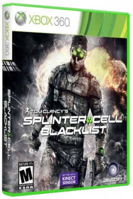 [XBOX360] Tom Clancy's Splinter Cell: Blacklist - Deluxe Edition (2013) FreeBoot