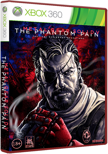 Metal Gear Solid V: The Phantom Pain (2015) XBOX360 LT+3.0 (XGD3 / 16537)