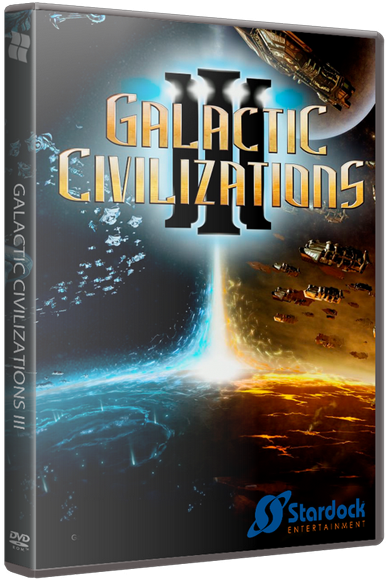 Galactic Civilizations III [v 1.3 + 5 DLC] (2015) PC | RePack от xatab