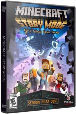 Minecraft: Story Mode - A Telltale Games Series. Episode 1 (2015) PC | Лицензия