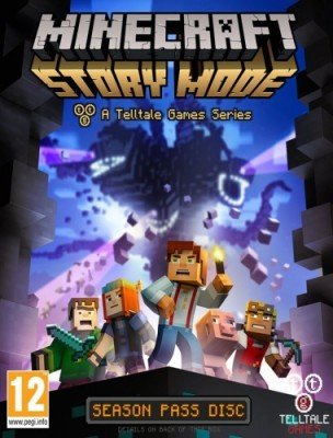 Minecraft: Story Mode - A Telltale Games Series. Episode 1-2 (2015)