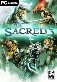 Sacred 3: The Gold Edition (2014) PC | RePack от R.G. Freedom