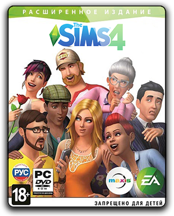 The Sims 4: Deluxe Edition [v 1.29.69.1020] (2014) PC | RePack