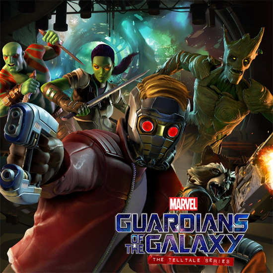 Marvel's Guardians of the Galaxy: The Telltale Series - Episode 1 (2017) PC | Лицензия