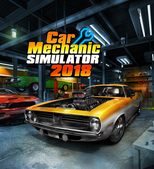 Car Mechanic Simulator 2018 [v 1.3.2 + 2 DLC] (2017) PC | RePack от xatab