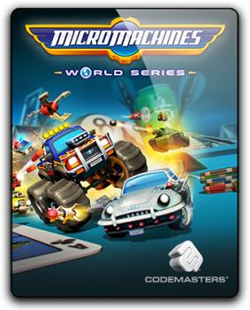 Micro Machines World Series (2017) PC | RePack