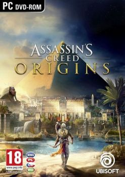 Assassin's Creed: Origins (2017) PC | Лицензия