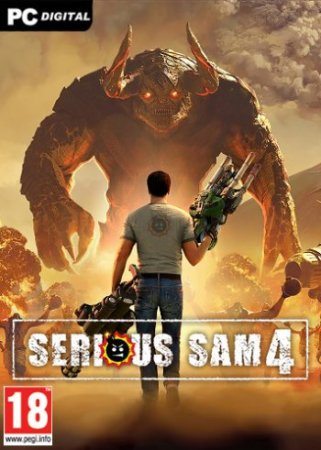 Serious Sam 4: Deluxe Edition [v 1.07 + DLC] (2020) PC | Repack от xatab