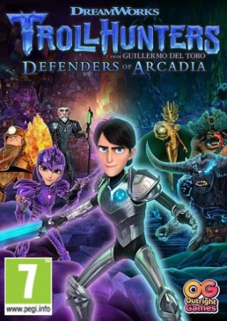 Trollhunters: Defenders of Arcadia (2020) PC | RePack от xatab
