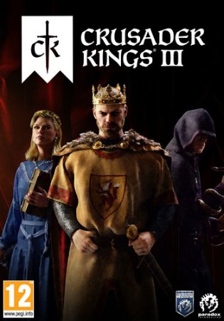 Crusader Kings III - Royal Edition [v 1.2.1] (2020) PC | Repack от xatab