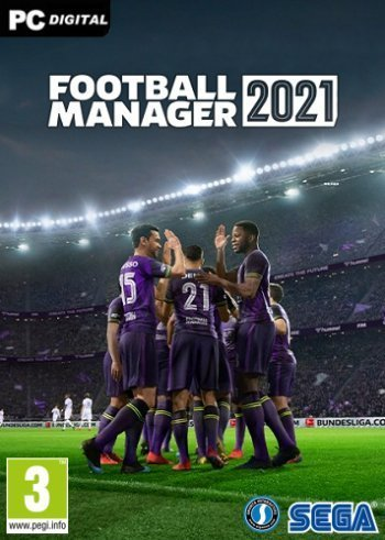 Football Manager 2021 (2020) PC | Лицензия