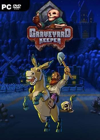 Graveyard Keeper [v 1.309 + DLCs] (2018) PC | Лицензия