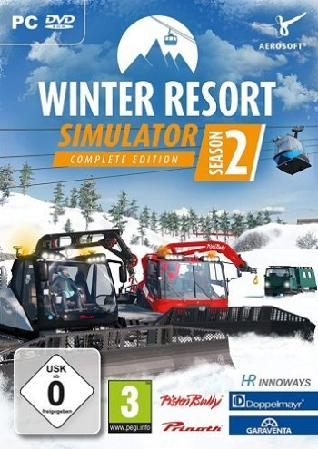 Winter Resort Simulator Season 2 (2020) PC | Лицензия