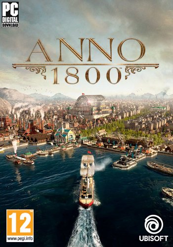 Anno 1800: Complete Edition [v 9.2.972600 + DLCs] (2019) PC | Repack от xatab