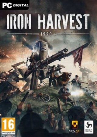 Iron Harvest [v 1.1.0.1916 rev 43270 + DLC] (2020) PC | RePack от xatab