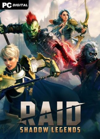 RAID: Shadow Legends (2019) PC | Online-only